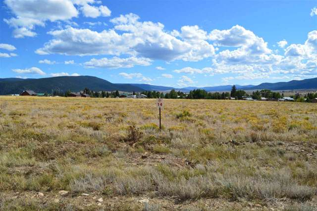 Tract 14 Golden Eagle Trail, Eagle Nest, NM 87718 (MLS #104231) :: Page Sullivan Group | Coldwell Banker Mountain Properties