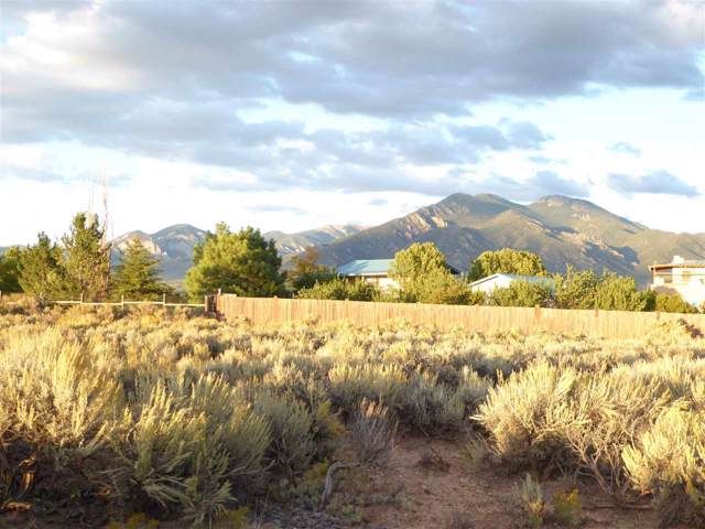 On Mesa Vista Rd, Taos, NM 87571 (MLS #104251) :: Page Sullivan Group | Coldwell Banker Mountain Properties