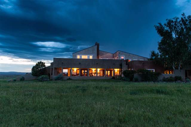 48 Mariposa, Arroyo Seco, NM 87514 (MLS #104262) :: Page Sullivan Group | Coldwell Banker Mountain Properties