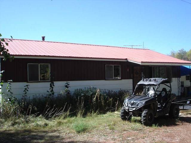 13 Holy Trinity Rd, Arroyo Seco, NM 87514 (MLS #104264) :: Angel Fire Real Estate & Land Co.