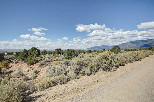 Lot 6 Calle Cuervo, Taos, NM 87571 (MLS #104266) :: Angel Fire Real Estate & Land Co.