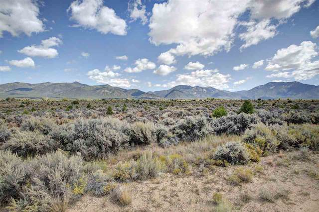 Lot 11 Cavalry Camp, Arroyo Seco, NM 87514 (MLS #104267) :: Angel Fire Real Estate & Land Co.