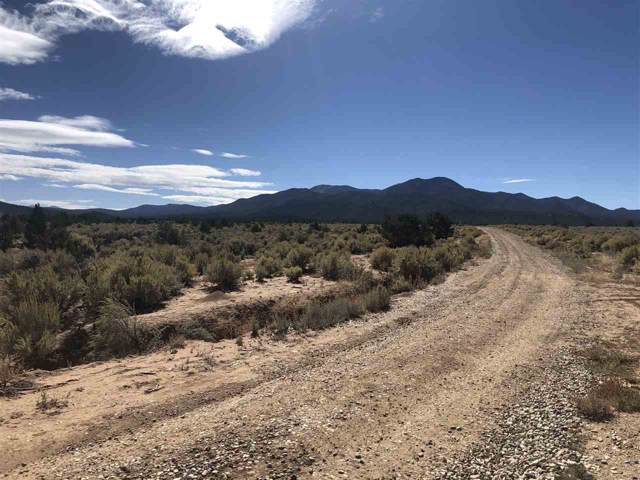 Tract 5 Private Drive, Ranchos de Taos, NM 87557 (MLS #104277) :: Angel Fire Real Estate & Land Co.
