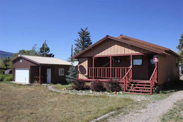 170 French Henry Trail, Eagle Nest, NM 87718 (MLS #104278) :: Page Sullivan Group | Coldwell Banker Mountain Properties