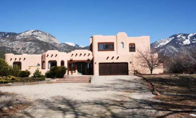 47 Los Altos, Arroyo Seco, NM 87514 (MLS #104280) :: Page Sullivan Group | Coldwell Banker Mountain Properties