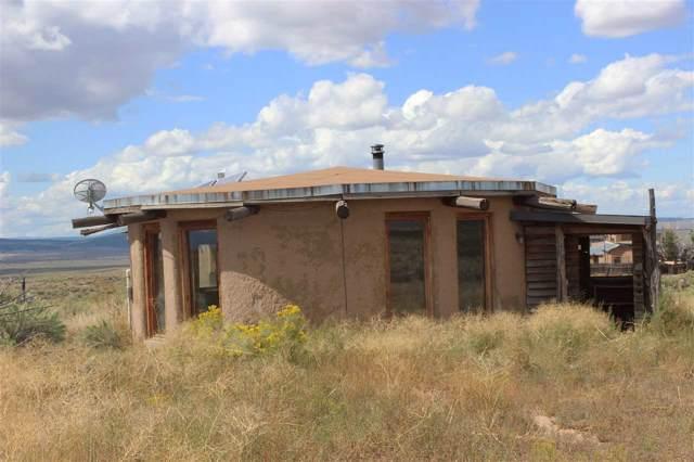 141 Mesa Sea Rd, El Prado, NM 87529 (MLS #104287) :: The Chisum Realty Group