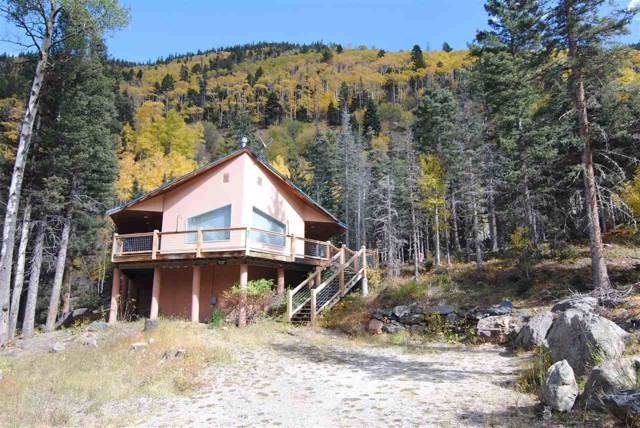 24 Cliffhanger Loop, Taos Ski Valley, NM 87525 (MLS #104297) :: Angel Fire Real Estate & Land Co.