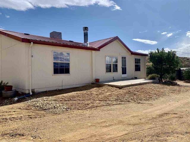 10 Las Palomas, El Prado, NM 87529 (MLS #104300) :: Angel Fire Real Estate & Land Co.
