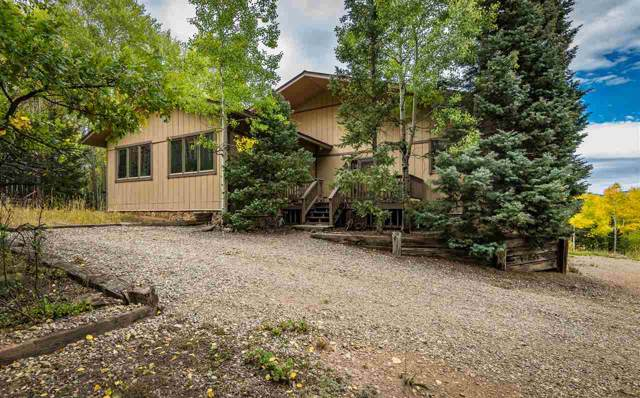50 Aqua Fria Drive, Angel Fire, NM 87710 (MLS #104304) :: Page Sullivan Group | Coldwell Banker Mountain Properties