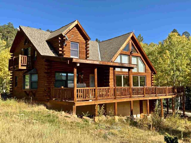 55 Lower Road, Angel Fire, NM 87710 (MLS #104311) :: The Chisum Realty Group