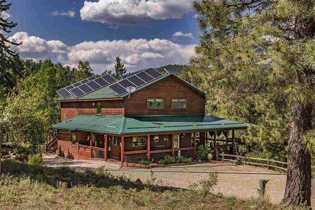 62 Lodge Road, Valle Escondido, NM 87571 (MLS #104326) :: The Chisum Realty Group