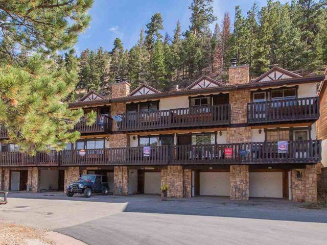 202 W High St Flagg Mountain Townhouses 12 Unit 8, Red River, NM 87558 (MLS #104333) :: Angel Fire Real Estate & Land Co.