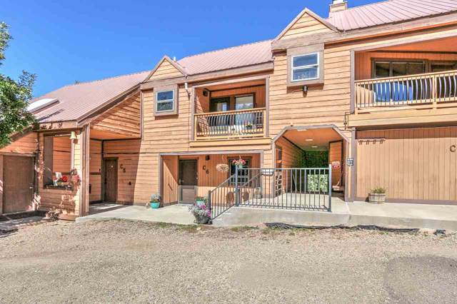 65 Vail Ave Ski Run C6, Angel Fire, NM 87710 (MLS #104334) :: Page Sullivan Group | Coldwell Banker Mountain Properties