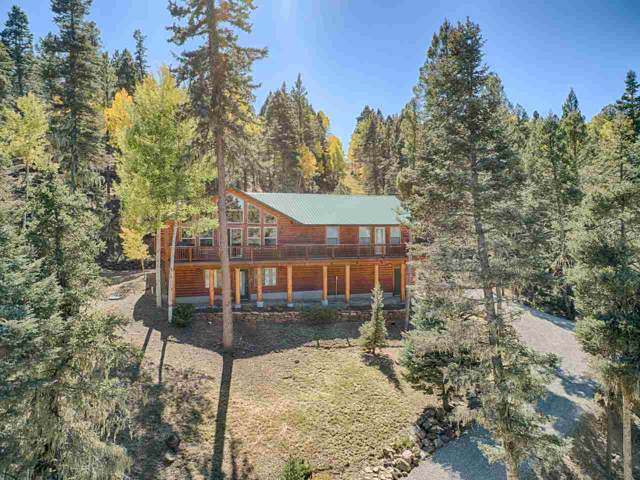 31 N Valle Grande Cir, Angel Fire, NM 87710 (MLS #104335) :: Angel Fire Real Estate & Land Co.