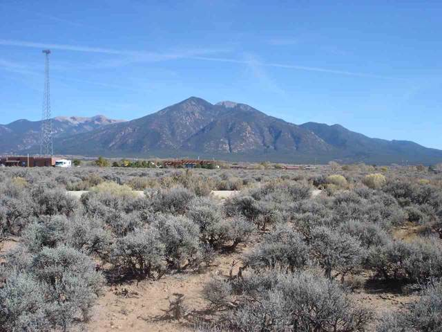 Adj Catalina Court, Taos, NM 87571 (MLS #104338) :: The Chisum Realty Group
