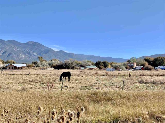 0 Millicent Rogers Road, El Prado, NM 87529 (MLS #104343) :: The Chisum Realty Group