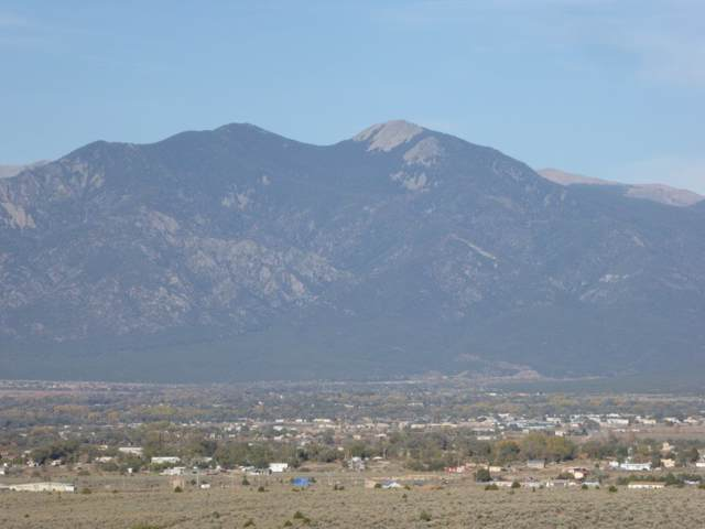 Tract A No Name Road, Ranchos de Taos, NM 87757 (MLS #104344) :: The Chisum Realty Group
