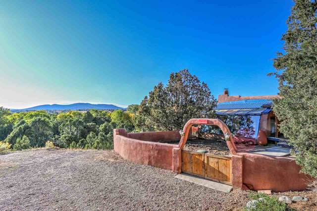 37 Calle Del Sol, Questa, NM 87556 (MLS #104347) :: The Chisum Realty Group