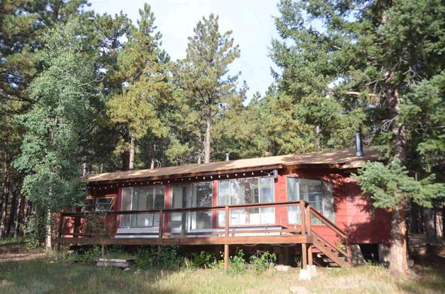 36 Via Contenta, Angel Fire, NM 87710 (MLS #104351) :: Angel Fire Real Estate & Land Co.