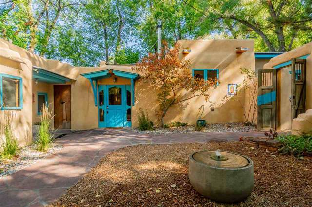 402 Burch Street, Taos, NM 87571 (MLS #104356) :: The Chisum Realty Group