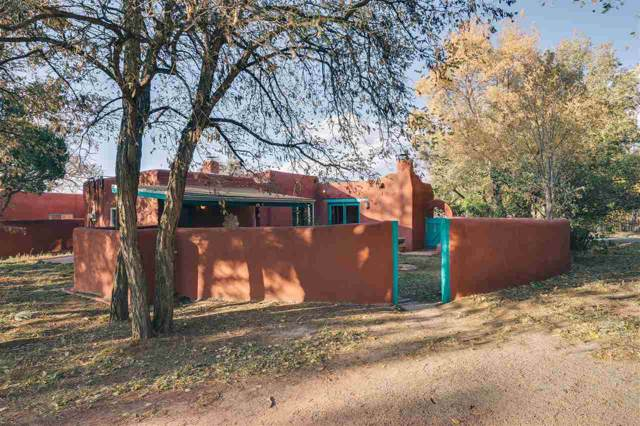 500 Cruz Alta, Taos, NM 87571 (MLS #104360) :: The Chisum Realty Group