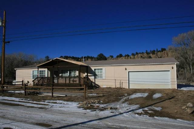 11 Hummingbird, Ute Park, NM 87749 (MLS #104379) :: Angel Fire Real Estate & Land Co.