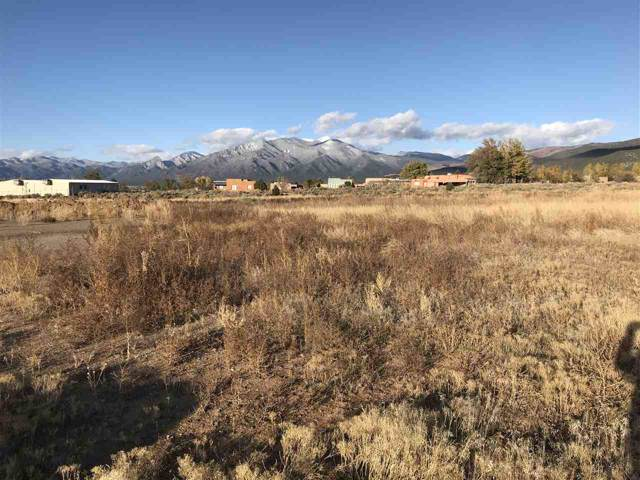 Trct B Off Calle Palomita Paseo Canon, Taos, NM 87571 (MLS #104387) :: Page Sullivan Group   Coldwell Banker Mountain Properties