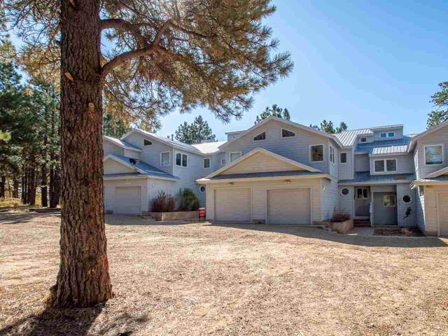 40 Mammoth Mountain Rd Mountain Haven 13, Angel Fire, NM 87710 (MLS #104391) :: The Chisum Realty Group