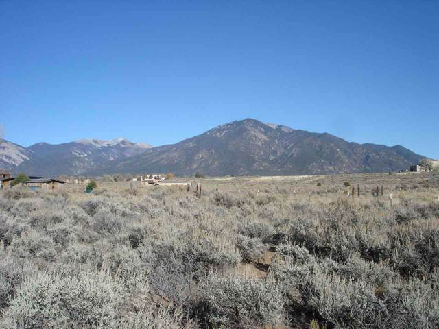 Adj Egri Rd, Taos, NM 87571 (MLS #104393) :: Page Sullivan Group