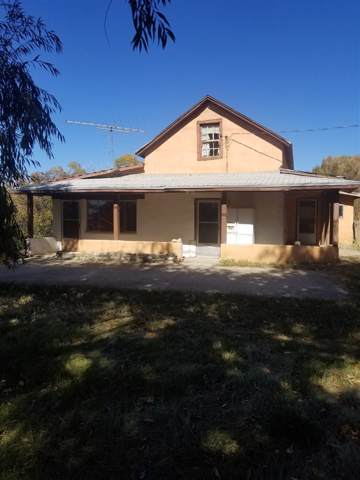 5 Martinez, Arroyo Seco, NM 87529 (MLS #104395) :: Page Sullivan Group | Coldwell Banker Mountain Properties