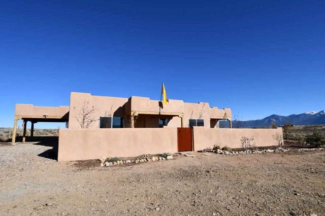 25 Este  Mirada, Taos, NM 87571 (MLS #104397) :: Page Sullivan Group | Coldwell Banker Mountain Properties