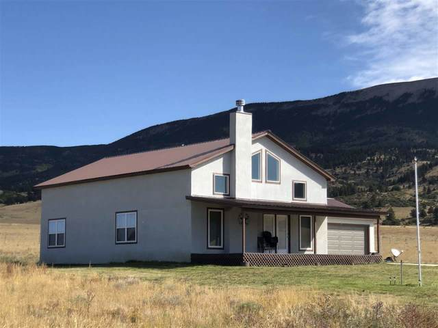 31 Smokey Bear Drive, Black Lake, NM 87722 (MLS #104405) :: Page Sullivan Group | Coldwell Banker Mountain Properties