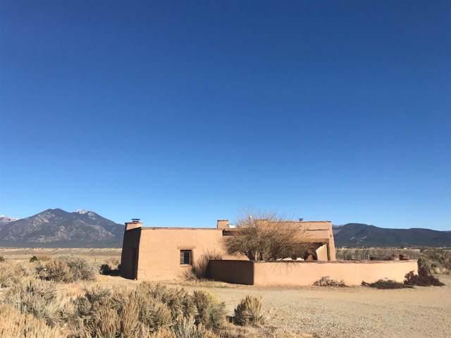 37 Toda Vista, El Prado, NM 87529 (MLS #104415) :: Page Sullivan Group | Coldwell Banker Mountain Properties