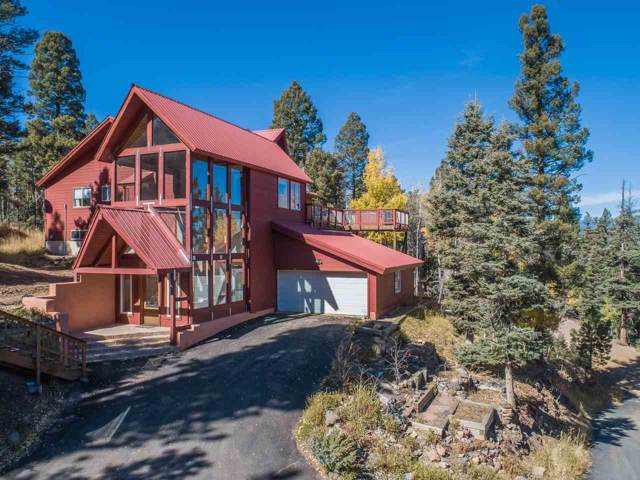51 El Vado Way, Angel Fire, NM 87710 (MLS #104417) :: Page Sullivan Group | Coldwell Banker Mountain Properties