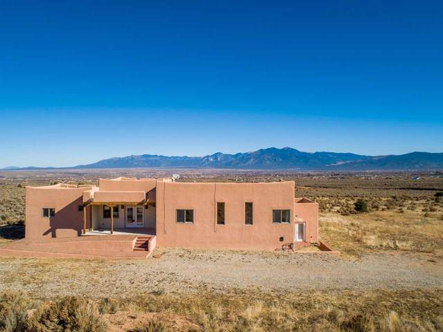 3879 Sr 68, Ranchos de Taos, NM 87557 (MLS #104420) :: Angel Fire Real Estate & Land Co.