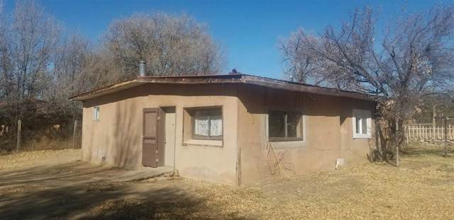 92 St Road 240, Ranchos de Taos, NM 87557 (MLS #104437) :: Page Sullivan Group | Coldwell Banker Mountain Properties