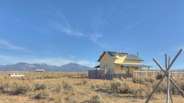 197 Baca, Taos, NM 87571 (MLS #104455) :: Angel Fire Real Estate & Land Co.