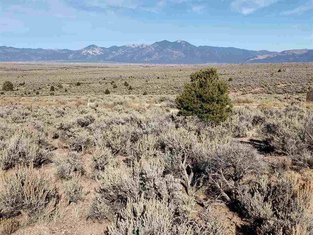 Lot 16J El Llano, Ranchos de Taos, NM 87557 (MLS #104462) :: Page Sullivan Group | Coldwell Banker Mountain Properties