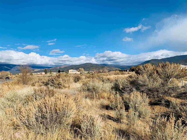Tract B Morgan Road, Taos, NM 87571 (MLS #104468) :: Page Sullivan Group | Coldwell Banker Mountain Properties