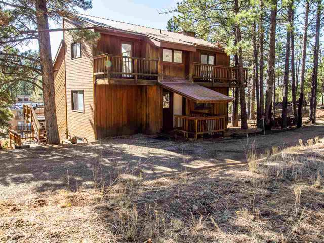36 Jackson Hole, Angel Fire, NM 87710 (MLS #104474) :: Angel Fire Real Estate & Land Co.