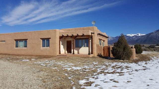7 Rock Garden Gully Road, El Prado, NM 87529 (MLS #104478) :: The Chisum Realty Group