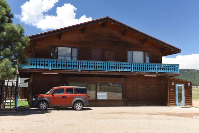 3445 N Mountain View Blvd, Angel Fire, NM 87710 (MLS #104483) :: The Chisum Realty Group