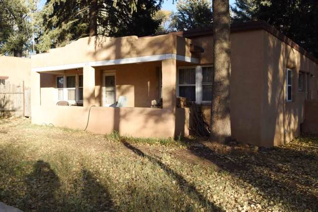 313 Burch Street, Taos, NM 87571 (MLS #104491) :: Page Sullivan Group | Coldwell Banker Mountain Properties