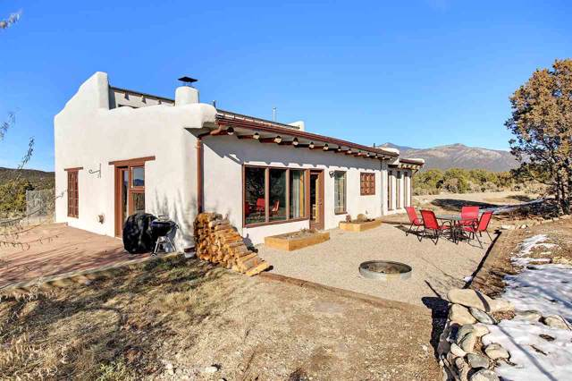 183 Hondo Seco Road, Arroyo Hondo, NM 87513 (MLS #104493) :: Page Sullivan Group | Coldwell Banker Mountain Properties