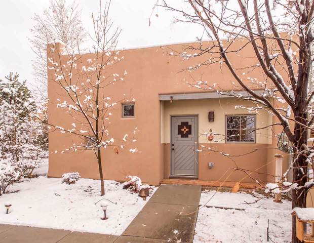 1040 Calle Palomita Unit 5, Taos, NM 87571 (MLS #104502) :: The Chisum Realty Group