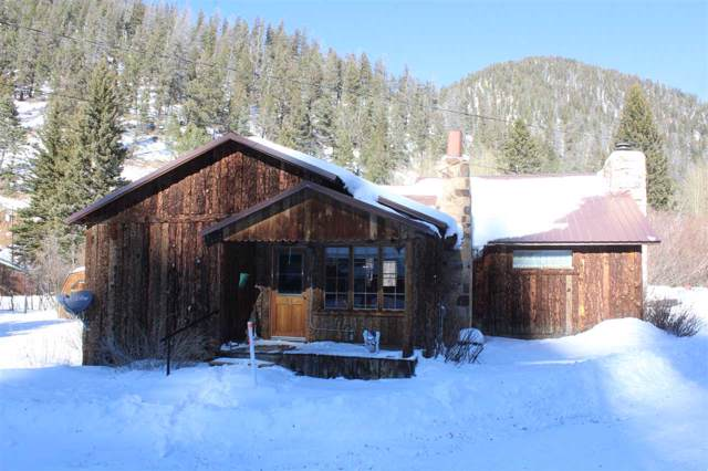 250 Bitter Creek Rd, Red River, NM 87558 (MLS #104506) :: The Chisum Realty Group