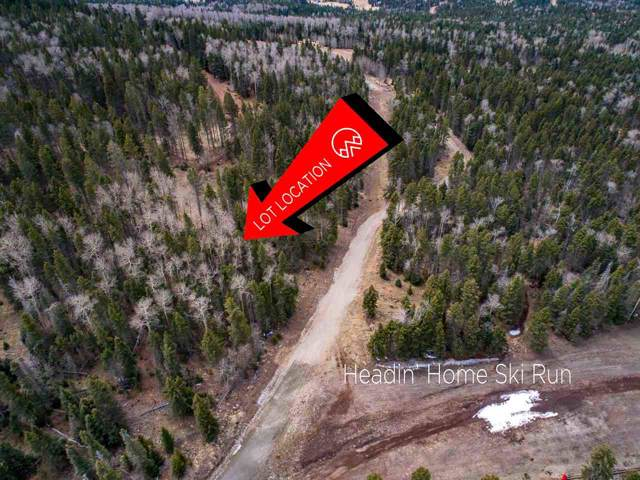 1269A Starlight Overlook, Angel Fire, NM 87710 (MLS #104520) :: The Chisum Realty Group