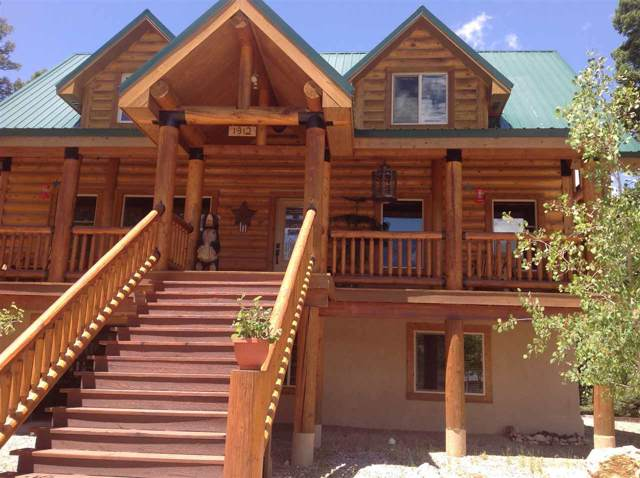 1312 Powderpuff Trail, Red River, NM 87558 (MLS #104521) :: The Chisum Realty Group