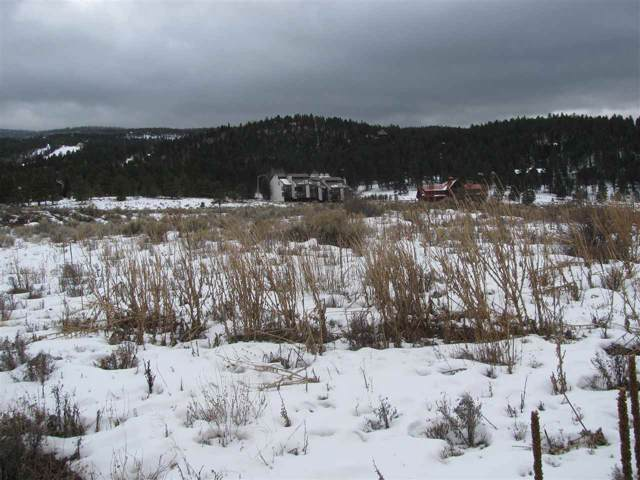 Lot 5 A Angel Fire Village 6, Angel Fire, NM 87710 (MLS #104527) :: The Chisum Realty Group