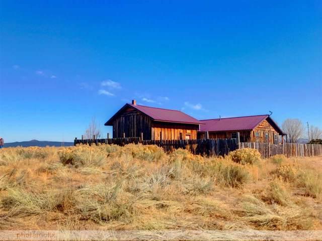 6 Sagebrush Lane, Tres Piedras, NM 87577 (MLS #104530) :: Page Sullivan Group | Coldwell Banker Mountain Properties